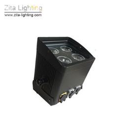 Батарея водить dmx водить онлайн-Zita Освещение LED Портативный Аккумулятор Par Фары Беспроводной Свет Этапа Мытье Водонепроницаемый IP65 6in1 Par Может Свадьба DJ Disco Party