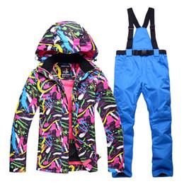 5fe57082e6dbe Satış profesyonel kışlık giysiler internet üzerinden - Sonbahar ve kış  profesyonel kayak takım elbise bayanlar açık