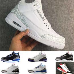 740ec559d6 botas agradáveis Desconto Nice A3 3 tênis de basquete dos homens Clássicos  da moda III bota