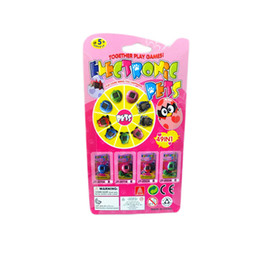 1pc électronique machine de jeu pour animaux de compagnie Tamagochi animal de compagnie en apprentissage jouets d'éducation pour les enfants ? partir de fabricateur