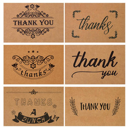 note cards set Promo Codes - Thank You Notes, Kraft Paper Bulk Thank You Cards Set Blank on The Inside, Includes Thank You Cards and Envelopes