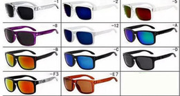 herren gespiegelt polarisierte sonnenbrille Rabatt Sommer Mann Radfahren Brille mit Fall Tuch polarisierte Designer Sonnenbrille Mens Sonnenbrille Driving Glasses Reiten Wind Spiegel Coole Sonnenbrille