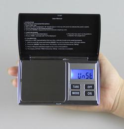 Mini scala di gioielli di buona vendita Bilancia digitale tascabile di alta precisione Ricarica gioielli e gemme Scala di pesatura GL-DS8 da ricaricare le scale digitali fornitori