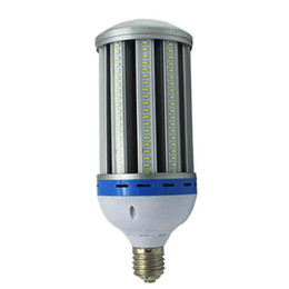 Wholesale led halogen replacements - High lumen LED Corn Light Bulb 36W 45W 54W 80W 100W 120W E27 E40 Garden Warehouse parking lighting halogen lamp replacement AC 85-265v