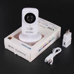 Горячие продажи Радионяня домашней безопасности беспроводной смарт IP-камеры видеонаблюдения камеры Wifi ночного видения CCTV камеры от