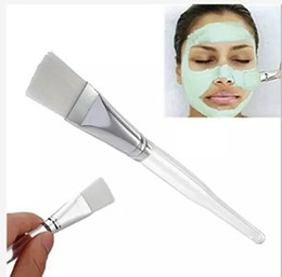 Brosses de maquillage les plus vendues en Ligne-New Brush Femmes Traitement Du Visage Cosmétique Beauté Maquillage Outil Home DIY Visage Masque Des Yeux Utiliser Masque Doux Meilleure Vente