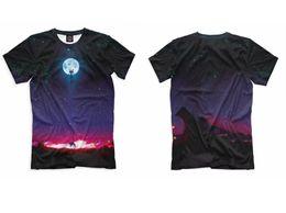 Homens neon camisa on-line-Novo Popular homens / mulheres L Neon Genesis Evangelion 3D impresso Camisetas estilo Harajuku verão tops Y61