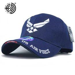 HAN WILD  Marca USAF Tattico Berretto da baseball Mountaineer Caps Casual  Cap Uomo Donna Beisebol Snapback USA Army Hat d954173e9ec1
