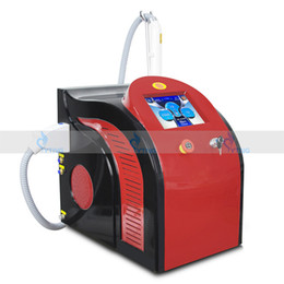 Wholesale Nd Yag Laser Equipment - New Picosecond Laser Q Switched Nd Yag Skin Care Acne Treatment Picosure Spot Pigment Freckle Remover Tattoo Removal Machine Salon Equipment
