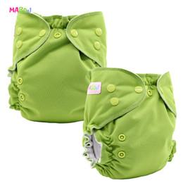Wholesale 42 Suit Size - MABOJ Reusable One Size Pocket Cloth Diaper Waterproof Soft Wholesale Diapers Baby Nappy Suit:3-15KG