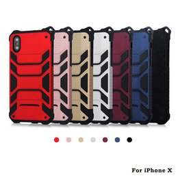 Wholesale chinese combo - For Apple iphone X 8 7 6 5 plus Samsung S8 new design TPU PC Cell Phone Cases with lanyard combo wholesale DHL