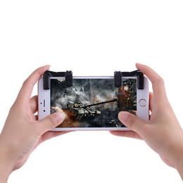 2 Stücke Handy Spiel Joysticks Gamepad Für PUBG STG FPS TPS Taste Spiel Schlüssel L1R1 Controller von Fabrikanten