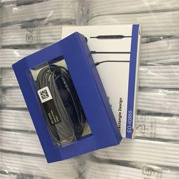 Pack à distance en Ligne-Haute qualité avec boîte d'emballage casque dans l'oreille écouteur avec télécommande Mic EO-IG955 pour Samsung AKG S8 plus S7 S6 S9