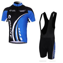 jersey gigante ciclismo mtb Desconto Equipe gigante ciclismo manga curta jersey bib shorts define mens mtb camisas respirável bicicleta clothing kits quick dry sport encabeça q60906
