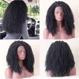 2019 perruques à tête pleine pour les femmes Perruques de cheveux synthétiques de prix bon marché de gros 24 pouces pleine tête longue perruque de fibre brésilienne bouclée bouclée de 150% de densité de chaleur perruques à tête pleine pour les femmes pas cher