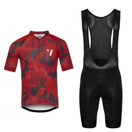 Wholesale cycle jersey men - 2017 Top Quality VOID Short Sleeve Men's Cycling Jersey and Bib Shorts Bike Set Cycling Clothes With 4D Gel Pad Italy MITI