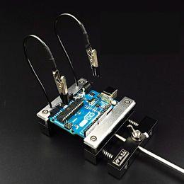 Haut de gamme PCB Conseil Fixture Fixture PCB Clips Électronique Outil De Réparation Téléphone Carte Mère Réparation Clips Précision luminaire ? partir de fabricateur