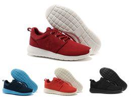 Argentina 2018 Top Nike Roshe run rosherun Men Women Zapatillas de deporte baratas Clásicos Zapatos Olímpicos de Londres Zapatos casuales al aire libre tamaño us 5.5-12 cheap top men london Suministro