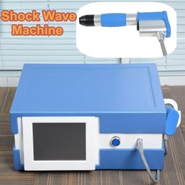 Wholesale Muscle Therapy Machines - Newest Shockwave Therapy Machine Extracorporeal Shock Wave Device Acoustic Arthritis Physical Muscle Pain Relief Reliever System Equipment