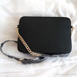 Wholesale brand name messenger bag - 2018 New Euramerican Fashion Luxury Designer Handbags Michael Koros Messenger Bag Totes Clutch Crossbody Handbags Famous Brand Name Bag 1388