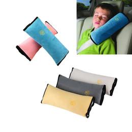 Caldo! Cuscino per auto Cuscino per auto Cuscino per seggiolino auto Cintura di sicurezza Protezione di supporto Cuscino Cuscino per le spalle Cuscino per bambini Toddler cheap seat belt shoulder cushion da cuscino della spalla del cinturino fornitori