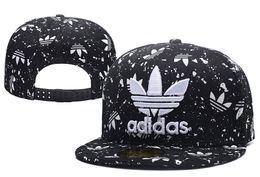 Wholesale fitted hats men - Cheap Wholesale 2018 New snapback Caps San Adjustable Snap Back Hats Snapbacks High Quality Women Men Sports