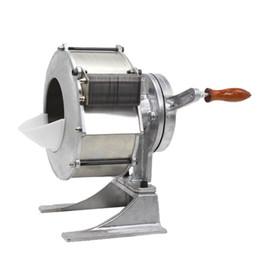 déchiqueteuse trancheuse Promotion BEIJAMEI de pommes de terre de haute qualité commerciale Manuel carotte Slicer Machine à Trancher légumes de pommes de terre Sllicer Shredder à vendre