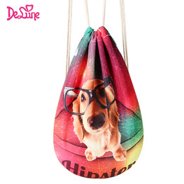 Wholesale Preppy Shoes - Women Travel Backpack boys Girls School Shoes Bags Shoulder Starry sky print book collect bag cartoon cute Schoolbags Backpacks