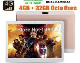 2019 octa phone grátis DHL Livre New 10 polegada tablet 3G Phone Call Octa Núcleo de 4 GB de RAM 64 GB ROM Android 7.0 OS 1280x800 IPS GPS tablet 10 10.1 desconto octa phone grátis