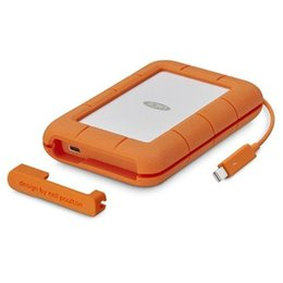 "seagate hard drives Promo Codes - Seagate LaCie Rugged 2TB 4TB 5TB Thunderbolt USB-C Portable Hard Drive 2.5"" External HDD 100% 0riginal"