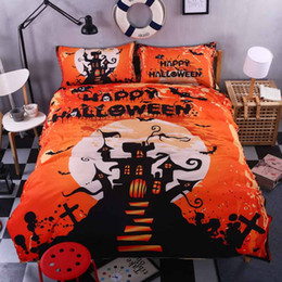 Wholesale Active Clean - NEW 3D Home Textiles Active Printed Fantasy Starry Sky design 100% cotton fashion comfortable quilt cover pillowcases bedding sets