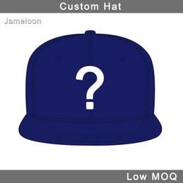 UK flat visor 3D embroidery design basketball custom logo football tennis sport snap back hat custom baseball hat DHgate Mobile