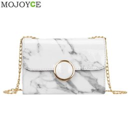 acrylic balls wedding Promo Codes - White Ink Marble Acrylic Clutch Box Women Evening Bag Brides Wedding Party Bag White Marble Ink Print Clear Ball Clasp Hasp