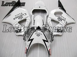 Carenados para honda cbr 954 online-Carrocería Moto carenados aptos para Honda CBR900RR CBR 900 RR 954 2002 2003 02 03 kit de carenado por encargo de alta calidad de plástico ABS C212