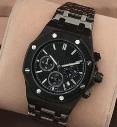 Wholesale Cheap Big Dial Watches - All dials work Quartz Big Bang hot man date brand new Mechanical cheap High quality master men watch luxury sports Men's Watches A P 001