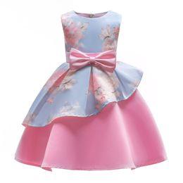 Neue Elegante Mädchen Prinzessin Kleid Kinder Party Kleider Für Mädchen Hochzeitskleid Kinder Weihnachten Kleid Für Mädchen Kostüm 8 10 Jahr von Fabrikanten
