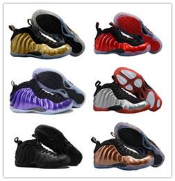 Wholesale Cow Fleece - Penny Hardaway Basketball Shoes Sneaker Mens Man Grey 1 One Pro Mike Rust Island Copper Tech Fleece Concord Phoenix Classic Foam Shoe