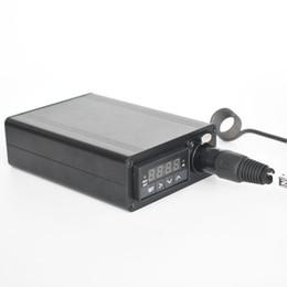 2019 нагреватель испарителя Портативный Titanium электрический Dnail PID регулятор температуры комплект с 16 мм/20 мм катушки нагреватель воск испаритель нефтяной вышки стекла бонг скидка нагреватель испарителя