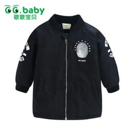 Wholesale grey zip jacket - Hot Hooded Winter Warm Coat Jacket Zipped kids Boys Jackets Boy Outerwear Coats Child Smile Face Pattern Toddler Cappotto Bimba