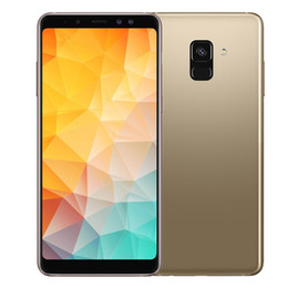 Wholesale Show Window - Goophone A8 A8+ MTK6580 6.0inch phone 1GB+8GB show 4GB 128GB show fake 4G lte Floating window gesture unlock smartphone