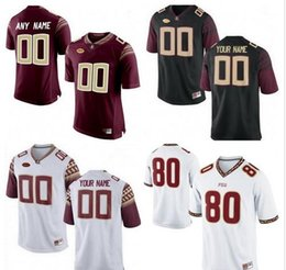 Wholesale fsu jersey - Custom Florida State Seminoles College Football Limited white red black 8 Jalen Ramsey Stitched Any Name Number NCAA FSU Jerseys S-3XL