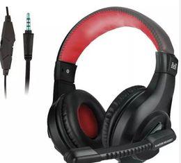 mini bluetooth hören musik Rabatt Top-Seller Pro One Tooling Gaming-Headsets Kopfhörer für PC XBOX ONE PS4 IPAD IPHONE SMARTPHONE Kopfhörer Kopfhörer für Computer
