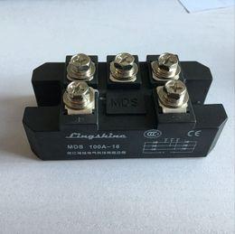 gleichrichterbrücken Rabatt 1pieces MDS100A 3-Phasen-Dioden-Brückengleichrichter 100A Ampere 1600V Brückengleichrichter