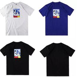 Wholesale Mens Logo Shirts - Unisex t shirt Snow Mountain Tee Box Logo t shirts Mens Print tops T-shirts Summer Short Sleeve Loose skateboard fashion tshirt