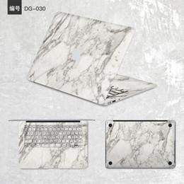 2019 componentes de control remoto Etiqueta engomada del cuaderno juego completo de etiqueta engomada de la computadora portátil parche protector