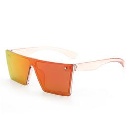 Kinderbrille rahmenobjektiv online-sonnenbrille für kinder junge großhandel sonnenbrille für mädchen 2019 uv geschützt glas harz objektiv pc rahmen kinder sonnenbrille