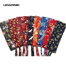 Argentina Japanese Obi Belt Women Vintage Floral Impreso Yukata Sash Tie japonés Kimono cintura Corset ancho 200-A169 cheap yukata women Suministro
