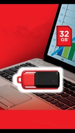 Wholesale Usb Stick Free - FREE DHL 100% real 32gb 16gb Cruzer SWITCH USB 2.0 Flash Drives Memory Stick for Android Smartphones Tablets PenDrives U Disk Thumbdrives