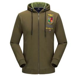 Wholesale Long Fur Coat Model - 2017 newest model men winter bomber pilot warm fur collar army jacket tactical coat plus large casual fashion