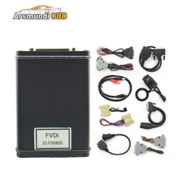 Wholesale Porsche Obd Codes - New Arrival Unlimited FVDI ABRITES Commander FVDI OBD Code Reader Full Version (Including 18 Software) FVDI Diagnostic Scanner